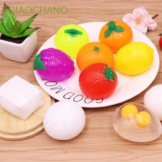 DIAOCHANO Cute Colorful Smashing Relief Anti-stress Venting Toy