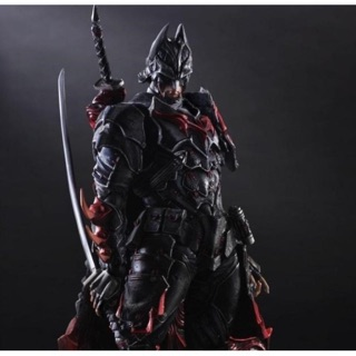 Mô hình Figure Batman Samurai (Bushido Color)