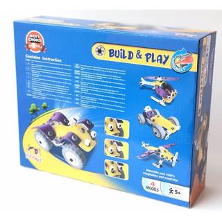 Bộ đồ chơi lắp ráp Baisiqi Build Play -3941 Hàng Chính Hãng