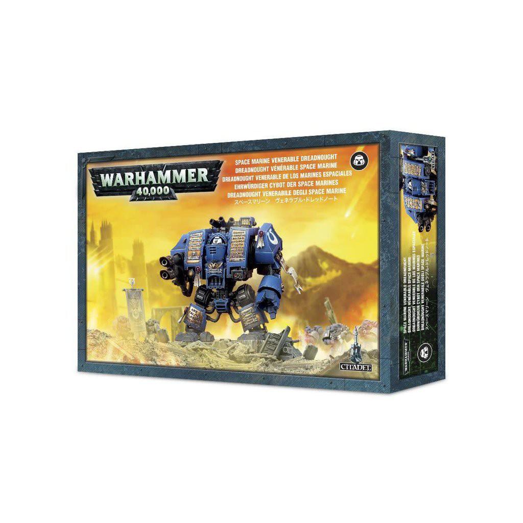 Mô Hình Warhammer 40000 - Space Marine - Dreadnought