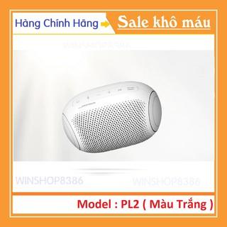 Loa Xboom Bluetooth LG PL2 Màu Trắng 100% Chính Hãng thumbnail