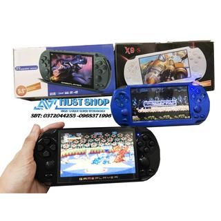 Máy Chơi Game X9S 16GB Màn Hình 5.1 Inch Chơi 10 Dòng Games Tích Hợp Hơn 10000 Trò