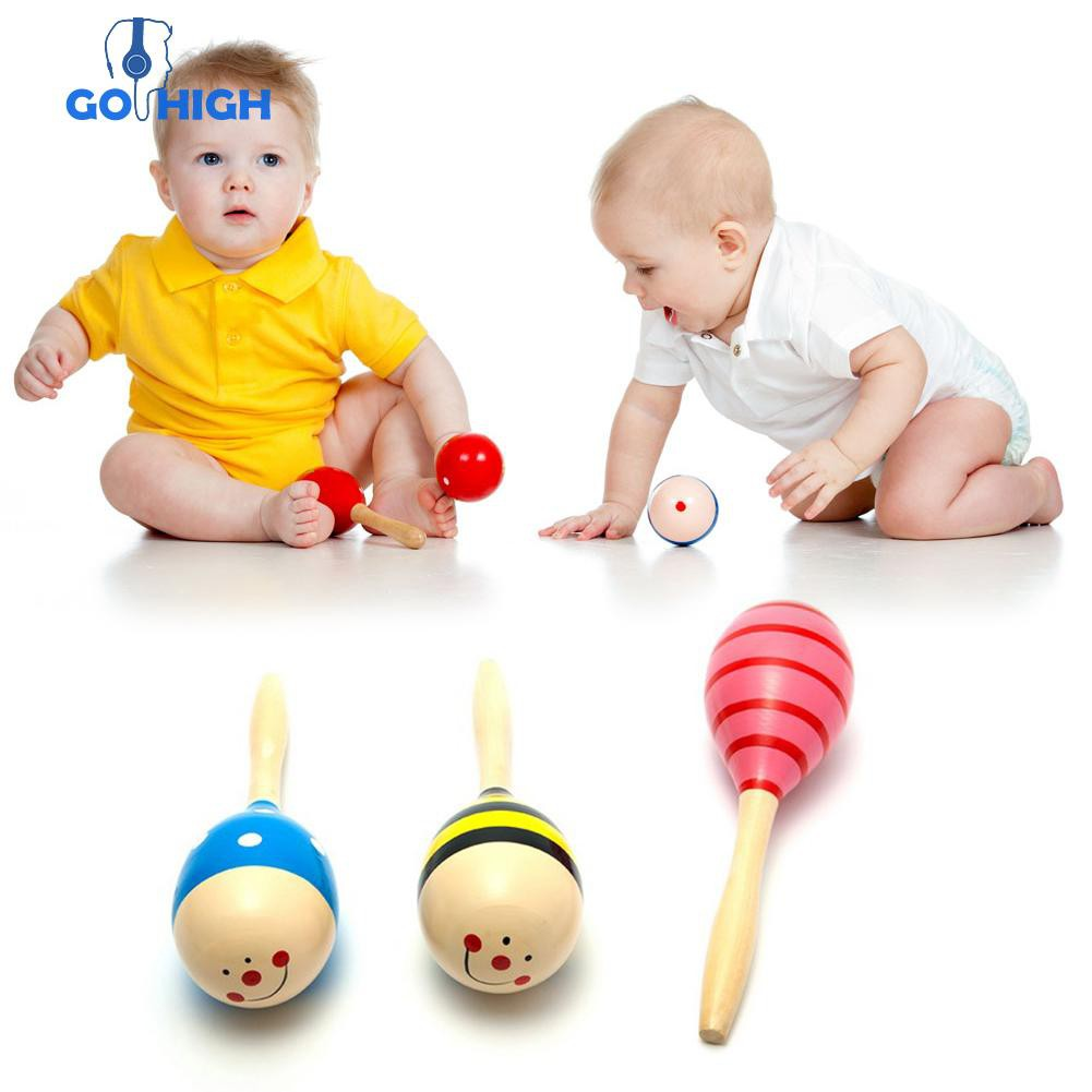 🐹 Baby Children Sand Hammer Early Education Tool Musical Instrument Toy
