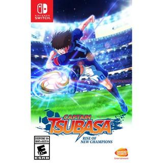 Đĩa Nintendo Switch Captain Tsubasa Rise of New Champions US thumbnail