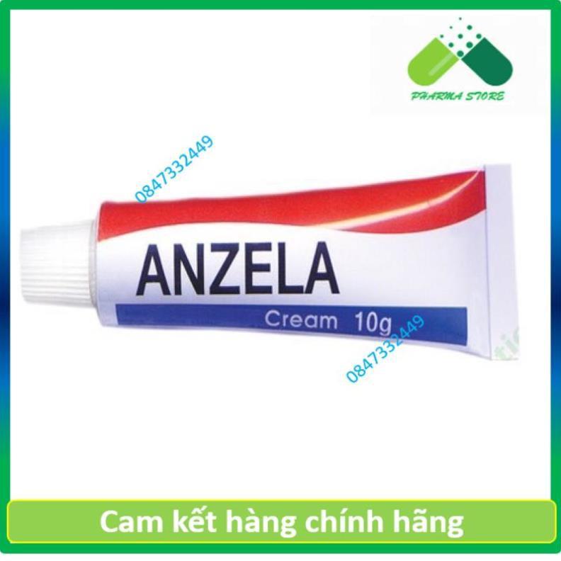 Kem Anzela bôi mờ thâm sẹo mụn
