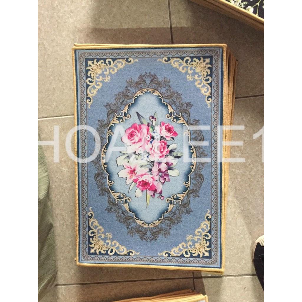 Thảm lau chân Thảm chùi chân giá rẻ kích thước 40x60cm