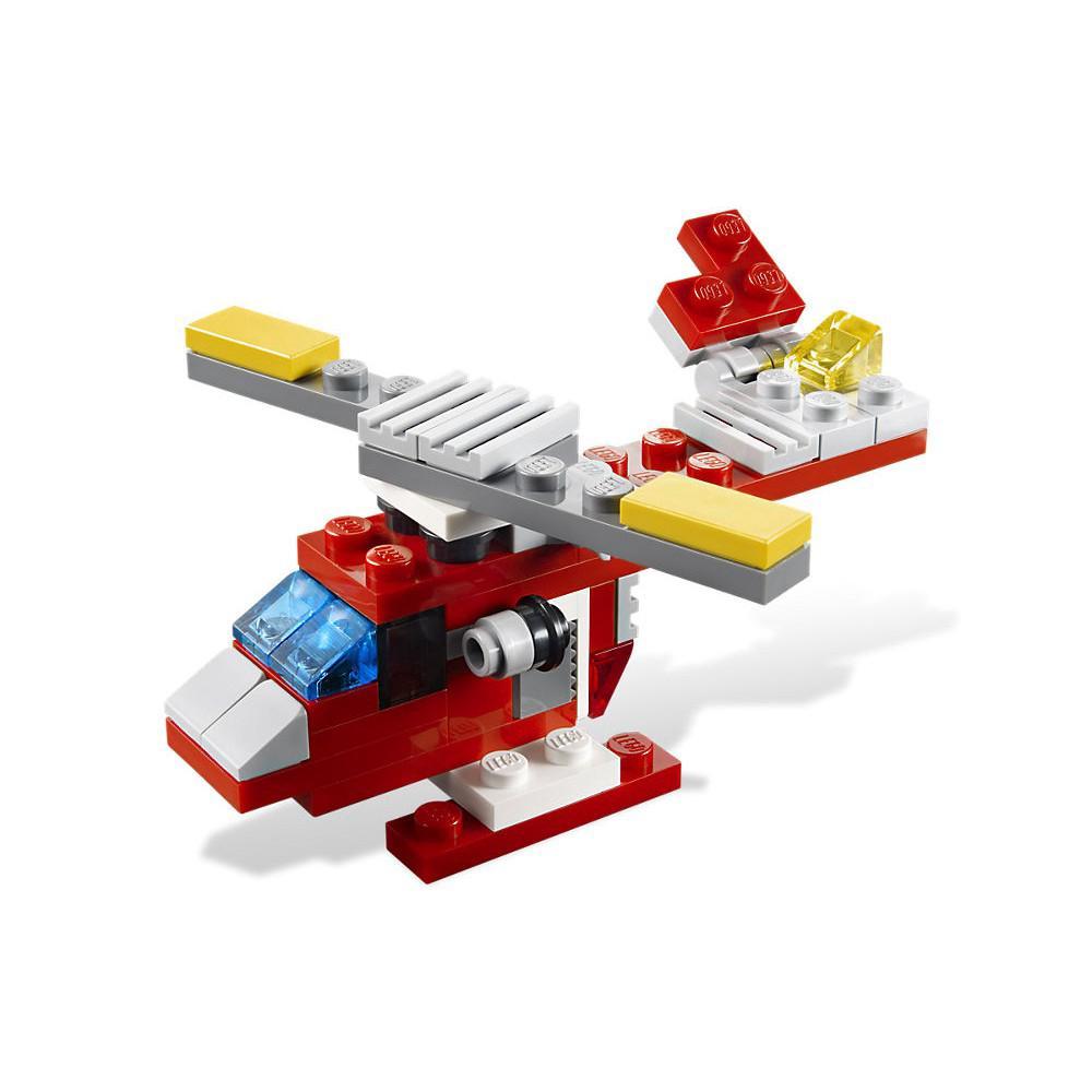 Bộ đồ chơi Lego ghép hình xe cứu hỏa và máy bay cho trẻ em giảm chỉ còn  117,490 đ