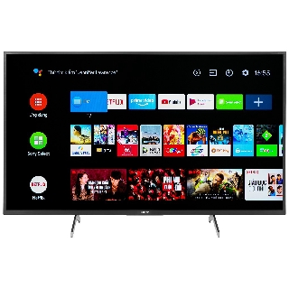 Android Tivi Sony 4K 49 inch KD-49X7500H Mới 2020