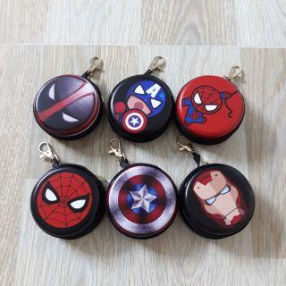 Hộp đựng tai nghe Avenger (biệt đội siêu anh hùng)
