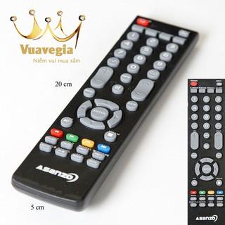 CHÍNH HÃNG Remote điều khiển Tivi ASANZO ĐỦ LOẠI I