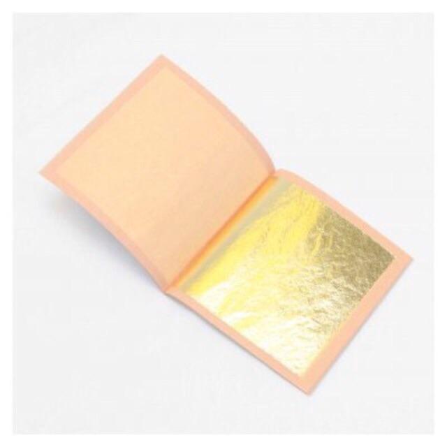 Lá dát vàng - Nguyên liệu làm slime