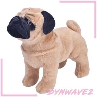 [DYNWAVE2] MagiDeal Puppy Dog Stuffed Animals Plush Cute Cuddly Plush Toy Adorable