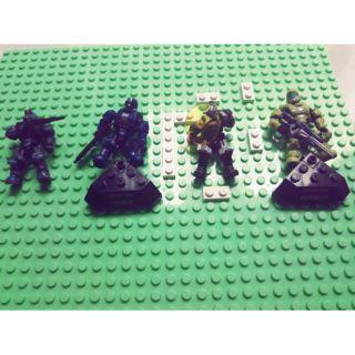 Mega Bloks Halo nhóm nhân vật số #4