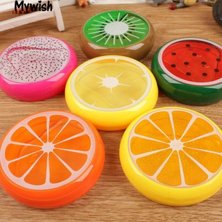 👶🏼Magic Fruit Crystal Clay Rubber Mud Plasticine Intelligent DIY Slime Toy