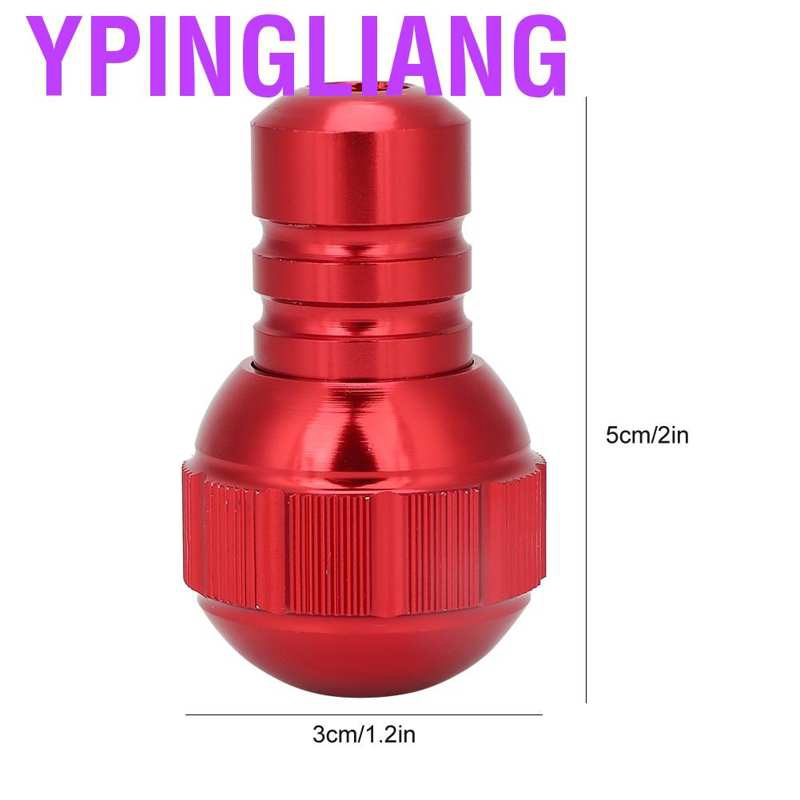 Ypingliang Alloy Anti-Slip Self-Locking Tattoo Machine Grip Supplies Body Art Accessory Tool