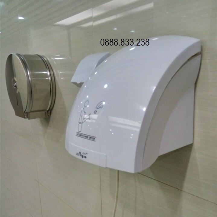 máy sấy tay tự động cảm ứng, BH 1 năm