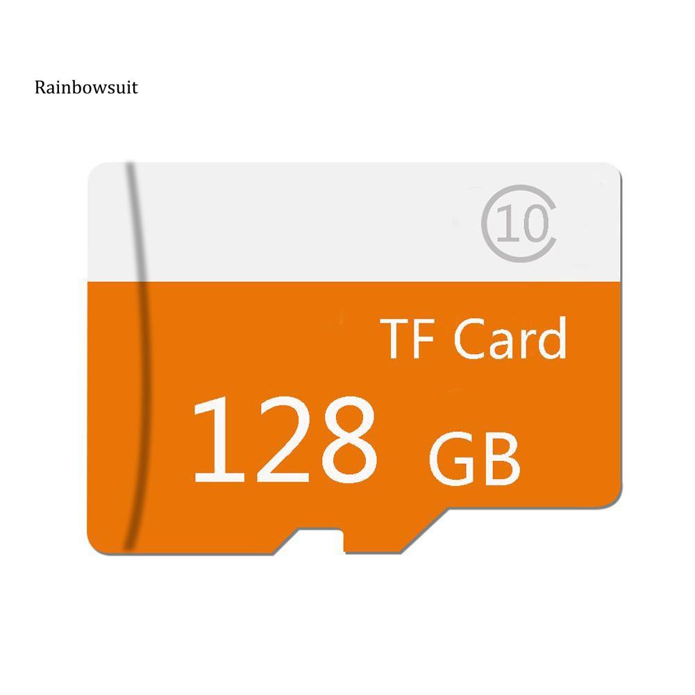 Thẻ Nhớ 128g/256g/512g/1t Tf Micro Sd Cho Điện Thoại Máy Tính Bảng