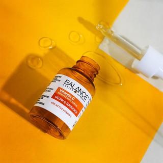 Hình ảnh [Mã FMCGMALL giảm 8% đơn từ 250K] Serum Trắng Da, Mờ Thâm Balance Active Formula Vitamin C Brightening 30ml-4