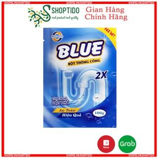 Bột Thông Cống 2X BLUE công nghệ đột phá NPP Shoptido thumbnail