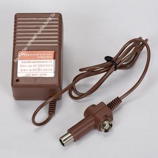 [Mã ELFLASH5 giảm 20K đơn 50K] Nguồn Anten và đầu nối tín hiệu anten