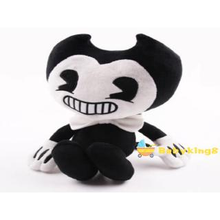 H-C★Newest Bendy and the ink machine Bendy Plush Doll Figure Toy Kids Gift 12 Inch