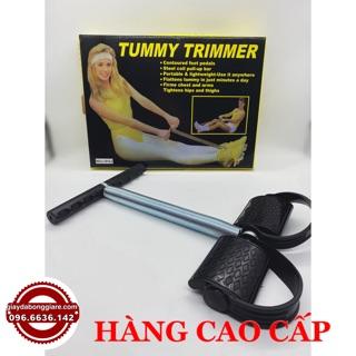 [Có video] Dây kéo lò xò tập lưng bụng Tummy Trimmer hàng cao cấp siêu chắc chắn – dây tập tại nhà đơn giản hiệu quả