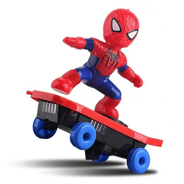Đồ chơi người nhện trượt ván cho bé   Shopee Việt Nam
