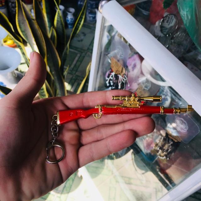 Móc chìa khoá tựa game mobie