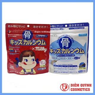 Bột Bone s Calcium for kids túi 140g bổ sung canxi xương cá tuyết Nhật Bản thumbnail