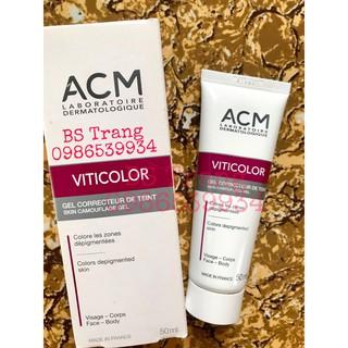 Gel che khuyết điểm cho vùng da bạch biến Vitixcolor thumbnail