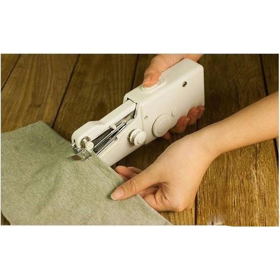 Máy may mini thông minh cầm tay đa năng Handy (Trắng)