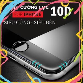 Kính cường lực iphone 6 6s 7 8 6 plus 6s plus 7 Plus 8 Plus X Xr XsMax 11 11 pro 11 pro max – 10D
