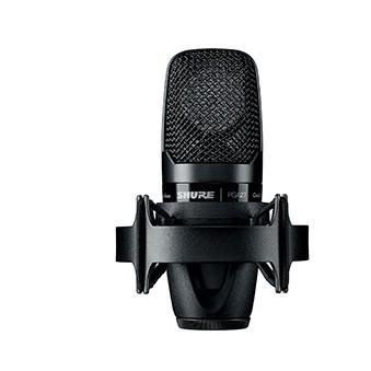 Micro thu âm màng thu siêu lớn Shure PGA27