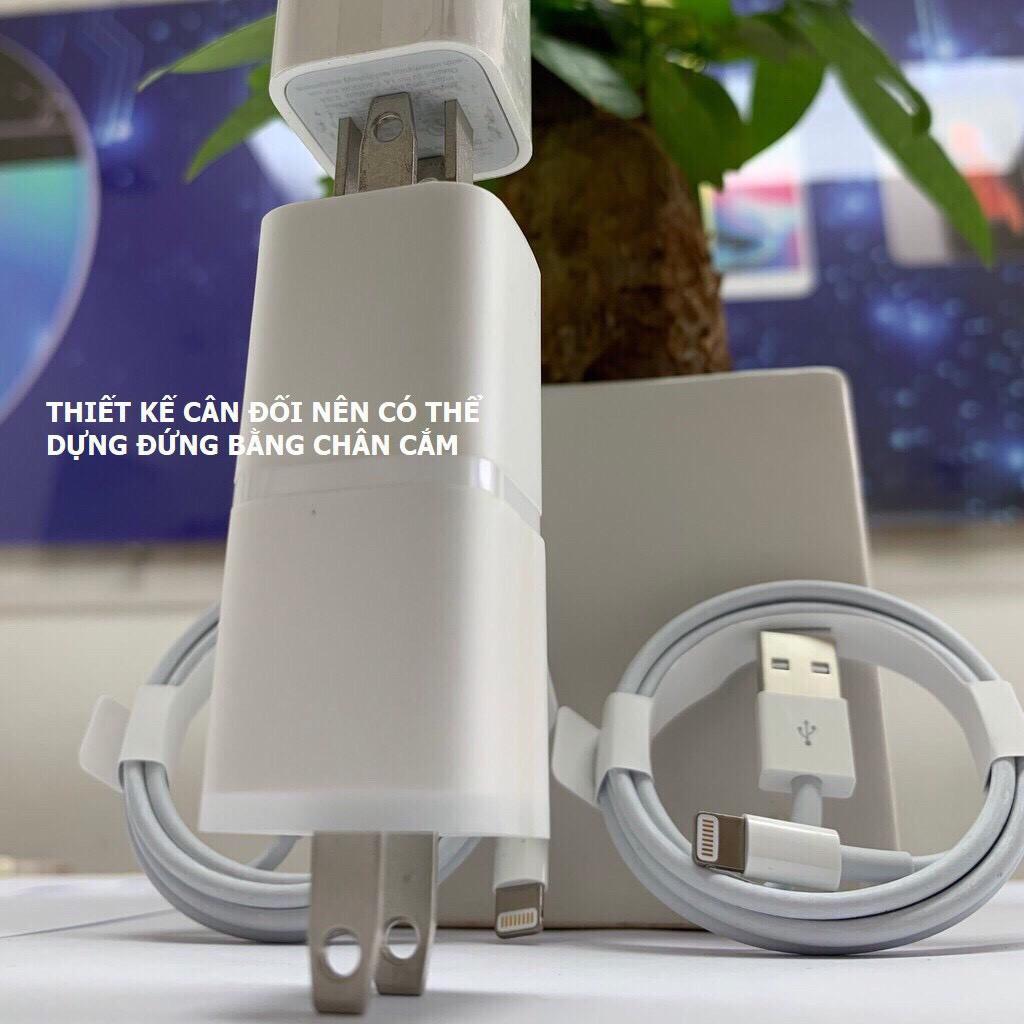 [ Hàng Chính Hãng ] Củ sạc iPhone 5w Chất lượng siêu tốt - BH 12 Tháng 1 Đổi 1