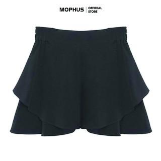 Quần giả váy đen babydoll skort dáng bèo xòe kiểu nữ tính Mophus - MQ001 thumbnail