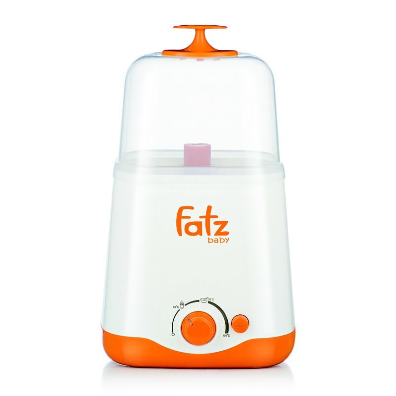 Máy hâm sữa Fatzbaby 2 bình thế hệ mới FB3012SL