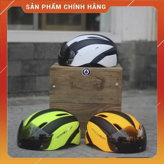 Mũ bảo hiểm xe đạp BaseCamp, có kính hít, chất lượng chính hãng, bảo hành 1 năm tại Biker VN Shop thumbnail