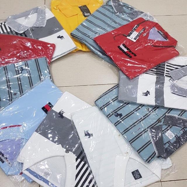 Áo cho bố màu sáng các anh có thể mặc được . Các size từ 45-75kg vừa . Giá chỉ 85k/c combo 2 chiếc 150k/ 2 chiếc
