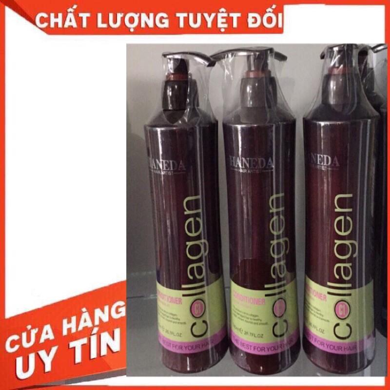 xả hàng dầu xả Haneda collagen