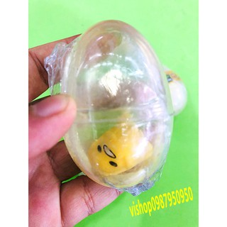 đồ chơi gudetama trứng biến thái – anh nôn ọe mã BWD53 N5 in 1