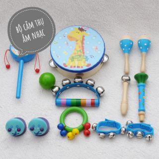 Bộ đồ chơi giúp bé cảm thụ âm nhạc