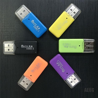 Đầu Đọc Thẻ Nhớ Mini Usb Sd / Mmc 480mbps