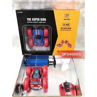 Hộp xe siêu nhân nhện nhào lộn 600A-SP346663-hộp