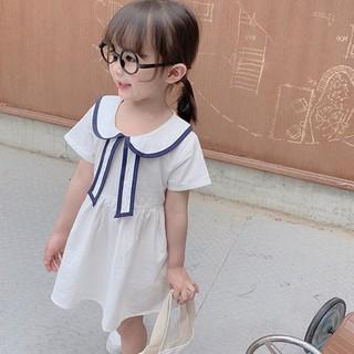 0,5 Váy thủy thủ cho bé gái NHỎ