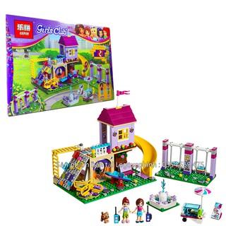 Bộ Lego Xếp Hình Công Viên Vui Chơi. Gồm 365 Chi Tiết. Lego Ninjago Lắp Ráp Đồ Chơi Cho Bé