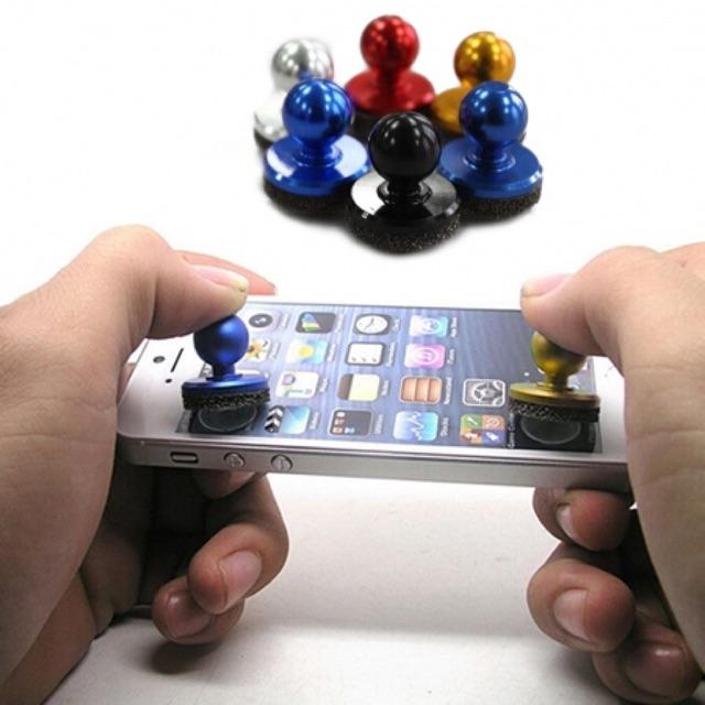 Combo 2 nút chơi game joystick