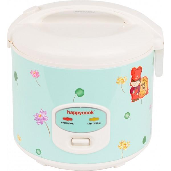 Nồi cơm điện nắp gài 1.8 lít Happy Cook HCJ-1811 - 3477072 , 801463725 , 322_801463725 , 580000 , Noi-com-dien-nap-gai-1.8-lit-Happy-Cook-HCJ-1811-322_801463725 , shopee.vn , Nồi cơm điện nắp gài 1.8 lít Happy Cook HCJ-1811