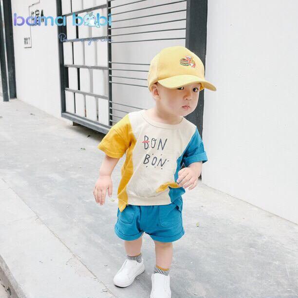 Bộ quần áo Bon bon - Quần áo bé trai - 3226347 , 1122364834 , 322_1122364834 , 290000 , Bo-quan-ao-Bon-bon-Quan-ao-be-trai-322_1122364834 , shopee.vn , Bộ quần áo Bon bon - Quần áo bé trai
