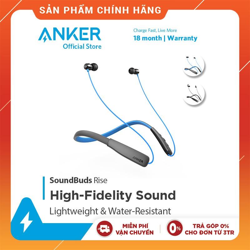 Tai nghe bluetooth ANKER SoundBuds Lite ( Rise ) - A3271