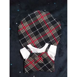[ Outfit Doll ] Set Caro Màu